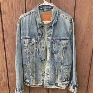 Levi's Premium Trucker Denim Jacket